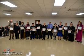 Auxiliary Awards